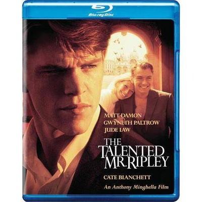 The Talented Mr. Ripley (Blu-ray)(2017)