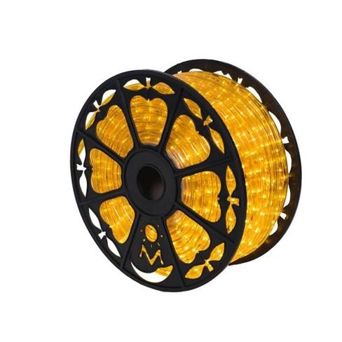 Vickerman 150ft 120v Rope Light LED Yellow - image 1 of 2