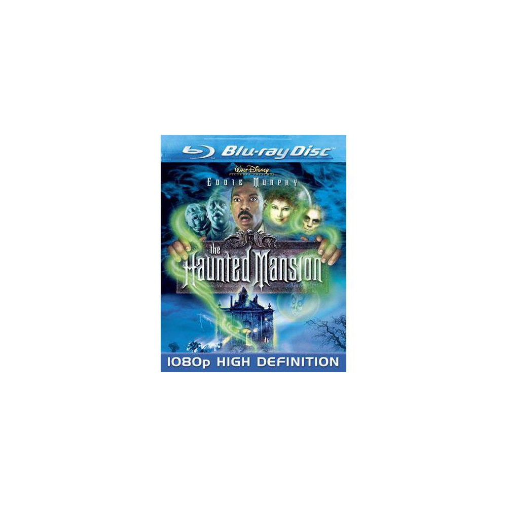 The Haunted Mansion Blu Ray 2006