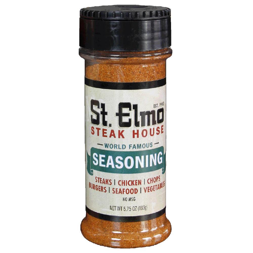 St. Elmo Steak House Seasoning - 5.75oz