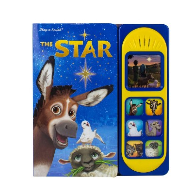The Star - Little Sound (Board Book)