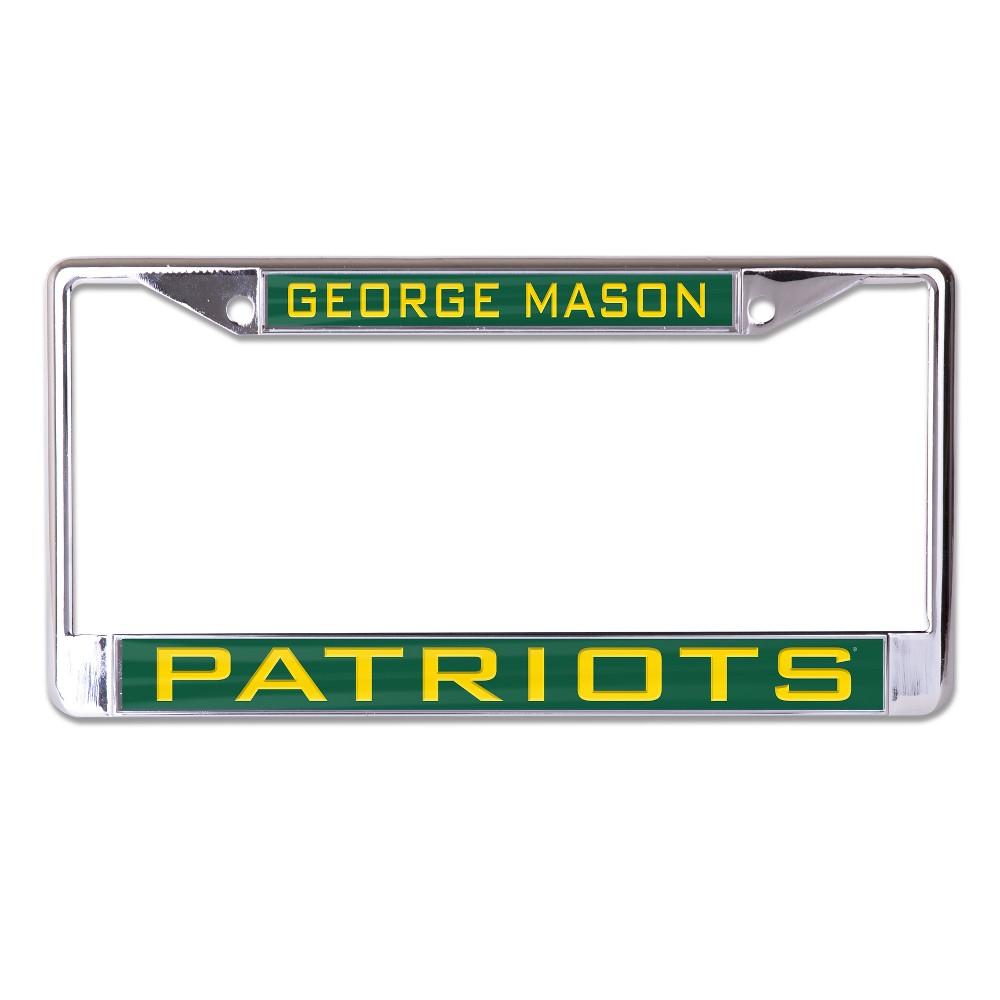 NCAA George Mason Patriots License Plate Frame