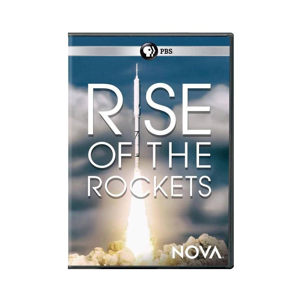 Nova Rise Of The Rockets Dvd 2019