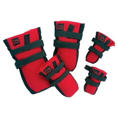 Ultra Paws Wound Dog Boot - XS - Red