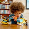 LEGO DUPLO Construction Truck & Tracked Excavator Digger and Tipper Building Site Toy 10931 - image 3 of 4