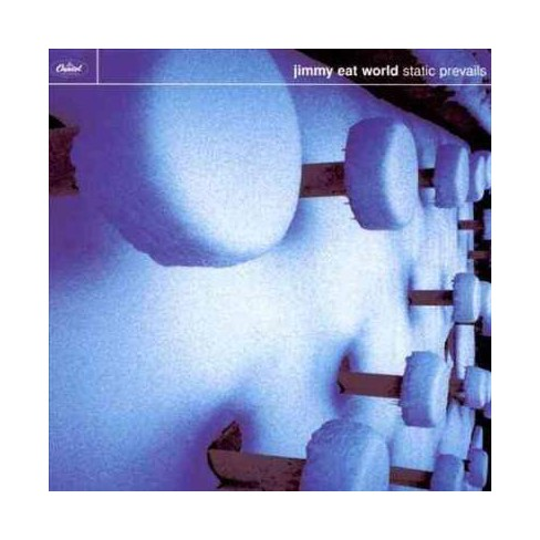 Jimmy Eat World - Static Prevails (Vinyl) - image 1 of 1
