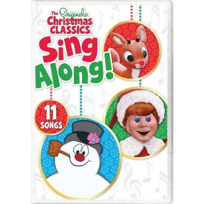 Original Christmas Classics Sing Along (DVD)(2012)