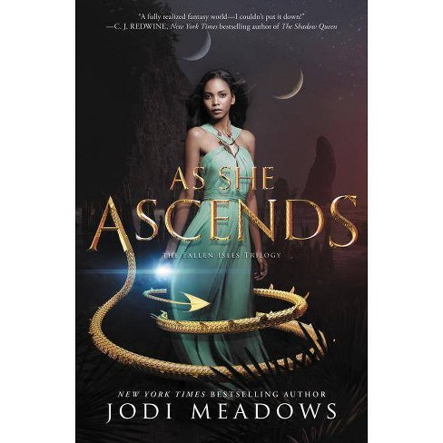 As She Ascends - (Fallen Isles, 2) by  Jodi Meadows (Paperback) - image 1 of 1