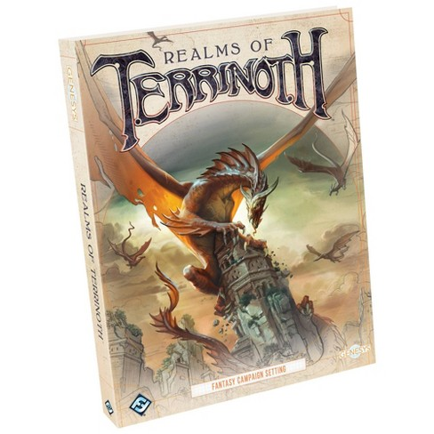 Fantasy Flight Games Genesys: Realms of Terrinoth Game - image 1 of 3