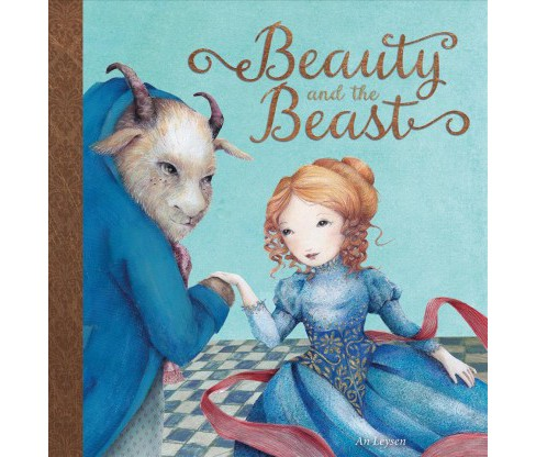 Beauty and the Beast -  by An Leysen (Hardcover) - image 1 of 1