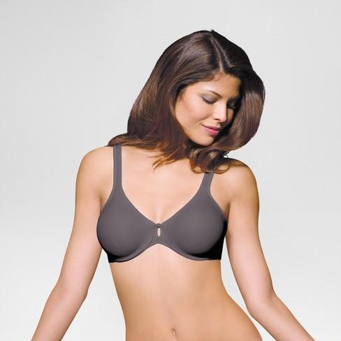 1f52c1300d Beauty By Bali® Women s Unlined Underwire Bra B543 Black 36DD   Target