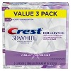 Crest 3D White Brilliance + Advanced Stain Protection Premium Vibrant Peppermint Toothpaste  - image 2 of 4