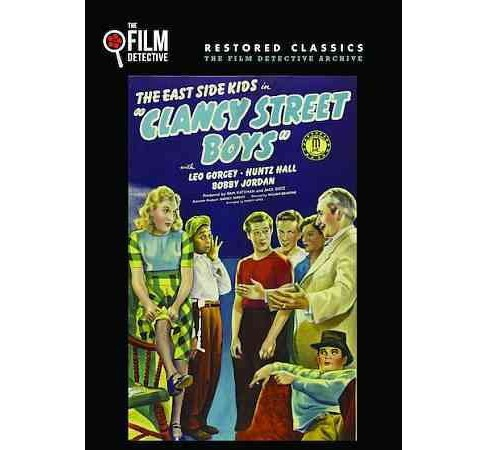 Clancy Street Boys (DVD) - image 1 of 1