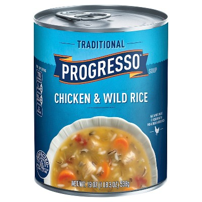 Soup: Progresso Traditional