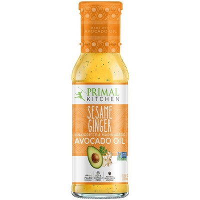Primal Kitchen Sesame Ginger Vinaigrette