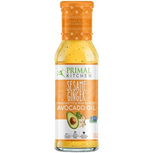 Primal Kitchen Sesame Ginger Vinaigrette with Avocado Oil - 8oz - image 1 of 4