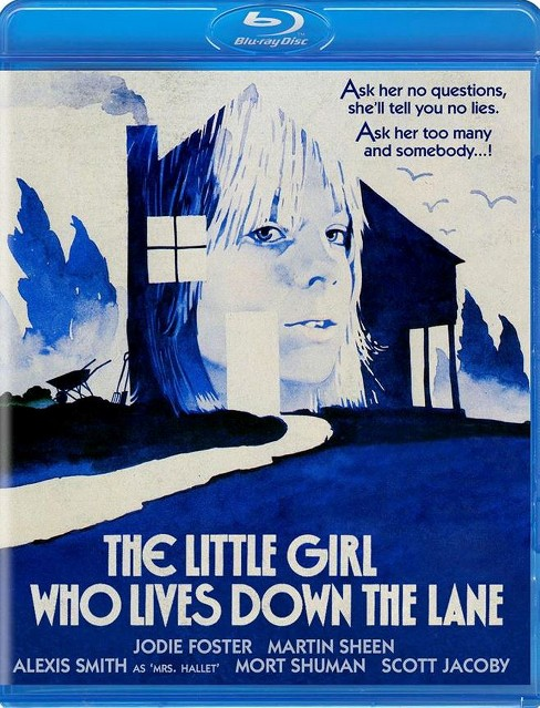 Little girl who lives down the lane (Blu-ray) - image 1 of 1