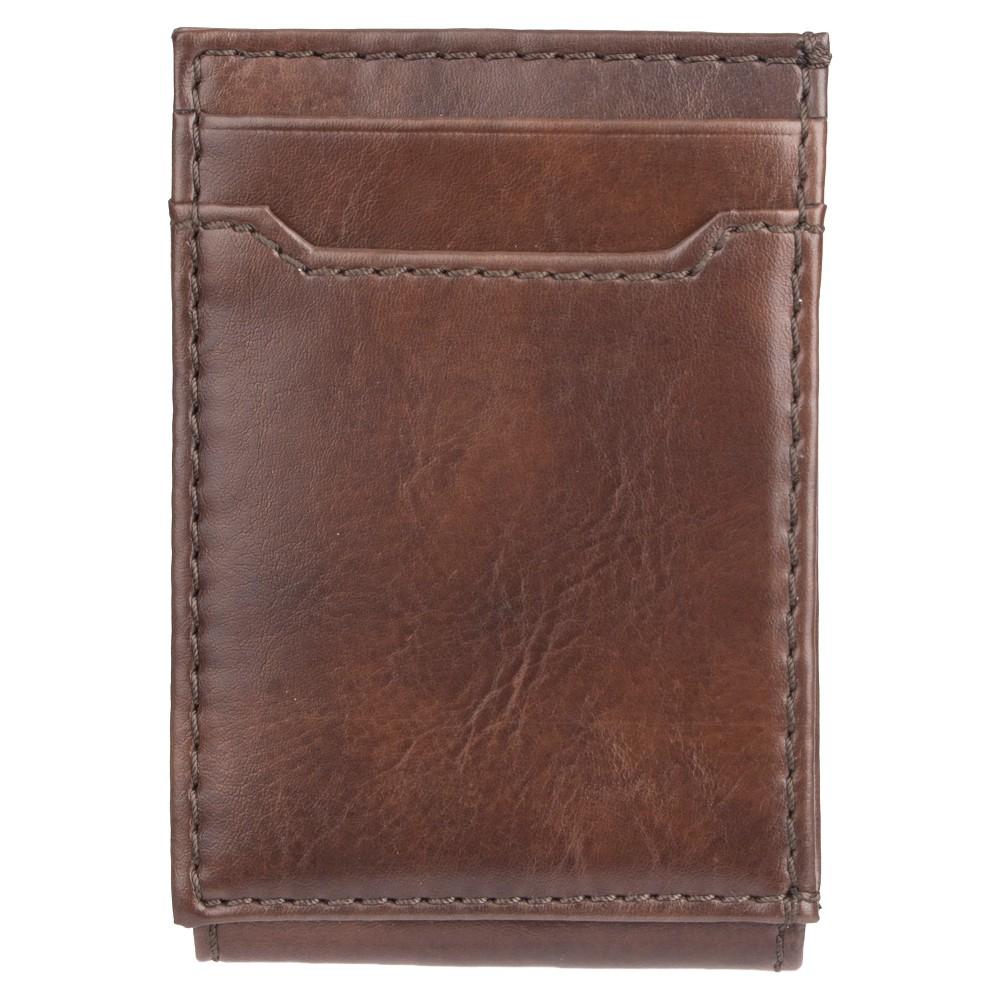 Men's Wallet - Goodfellow & Co Brown Solid