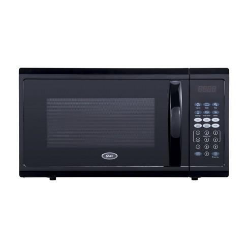 Oster 1.1 cu ft 1100W Digital Microwave Oven - Black OGZJ1104 - image 1 of 4