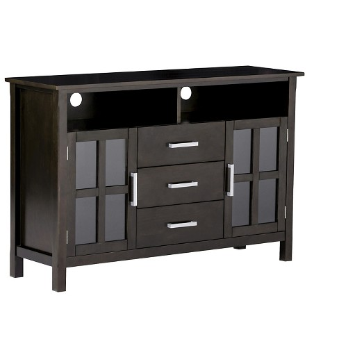 "Kitchener Tall TV Media Stand 53"" - Simpli Home - image 1 of 7"