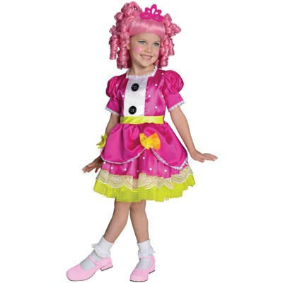 Lalaloopsy Deluxe Jewel Sparkles Toddler/Child Costume