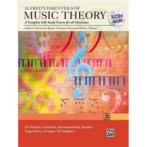 Alfred's Essentials of Music Theory - by  Andrew Surmani & Karen Farnum Surmani & Morton Manus - image 1 of 1