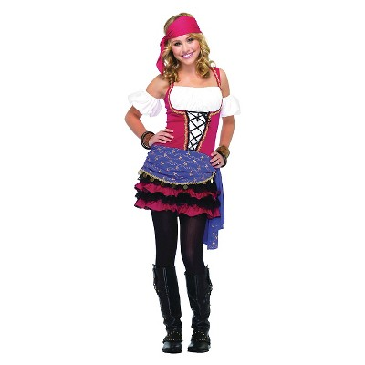 Adult Crystal Ball Halloween Costume One Size