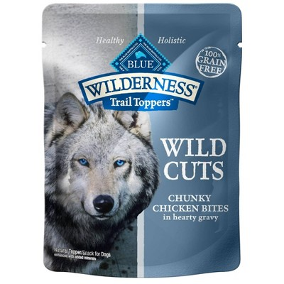 Dog Food: Blue Buffalo Wilderness Trail Toppers