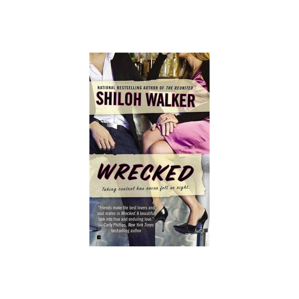 Wrecked Barnes Brothers Novel By Shiloh Walker Paperback