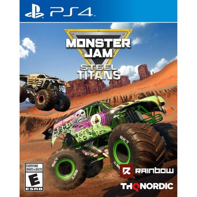 Monster Jam: Steel Titans - PlayStation 4