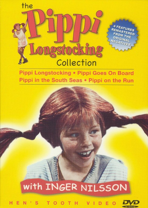 Pippi longstocking collection (DVD) - image 1 of 1
