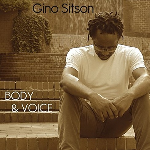 Gino Sitson - Body & Voice (CD) - image 1 of 1