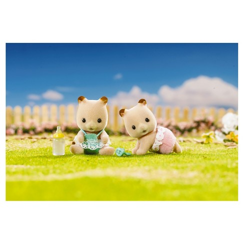 Calico Critters Fluffy Hamster Twins - image 1 of 1