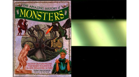 Amazing History of Monsters (Hardcover) (Fiona MacDonald) - image 1 of 1