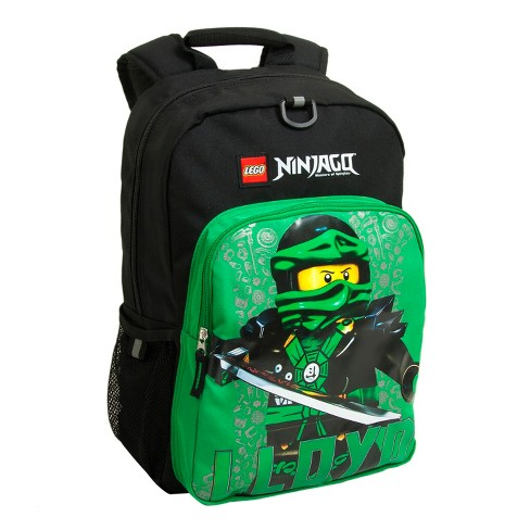 fbe1e4e09b LEGO® NINJAGO® Lloyd Hero Eco Heritage Classic Kids  Backpack   Target