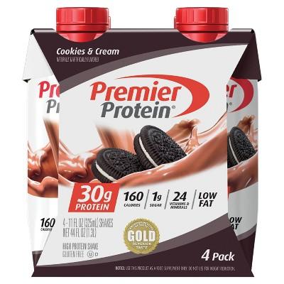 Premier Protein Shake - Cookies 'n Cream - 11 fl oz/4pk