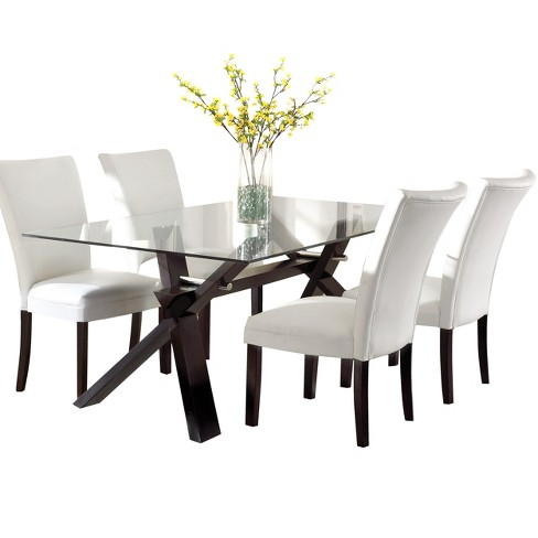 Berkley Dining Table Dark Espresso - Steve Silver - image 1 of 3