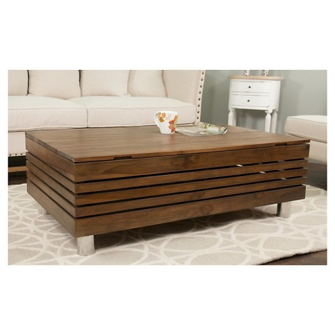 Coffee Table Brown - Jeffan - image 1 of 4