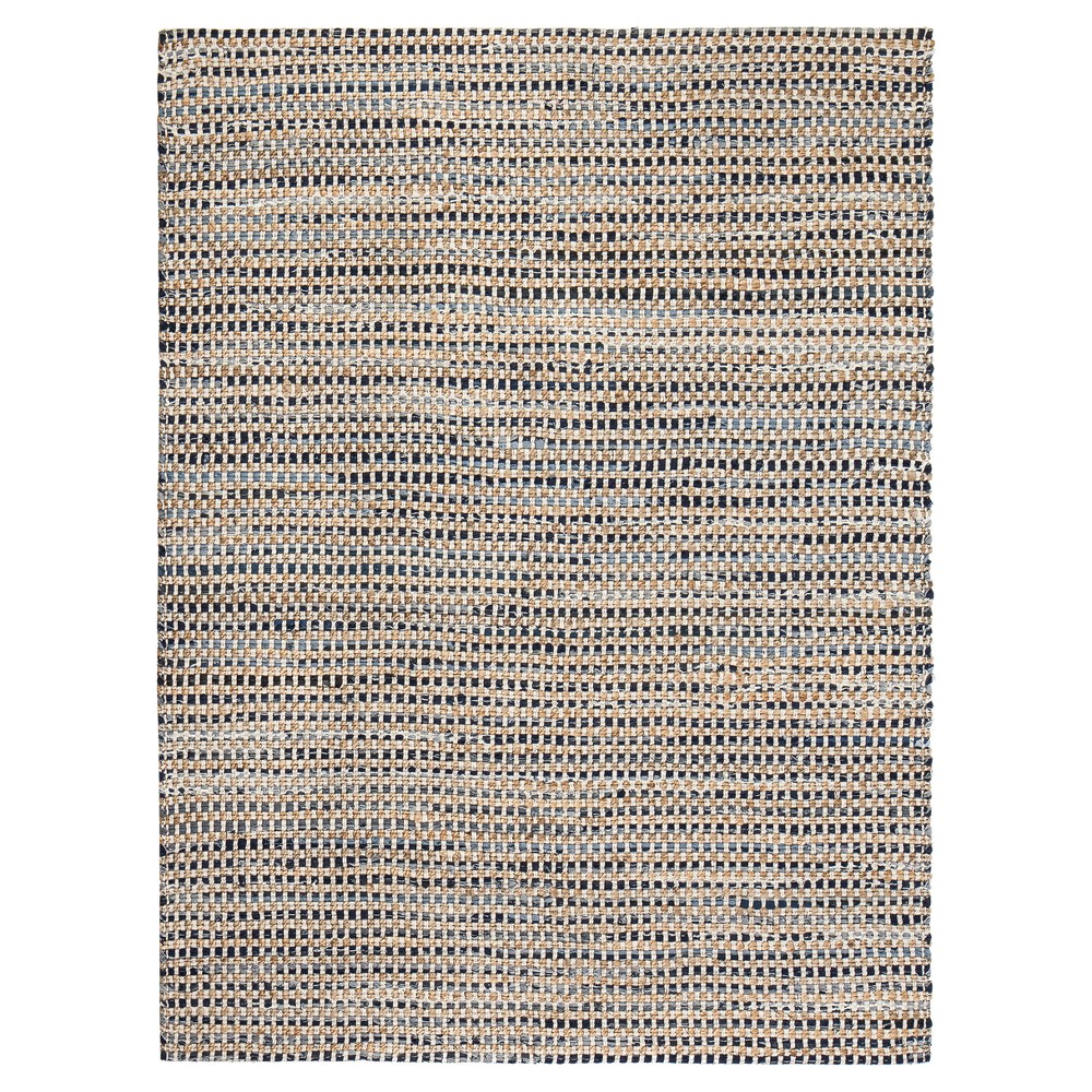 Solid Woven Accent Rug 4'X6' - Anji Mountain, Multicolored
