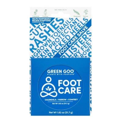 Green Goo Foot Care Salve - 1.82oz