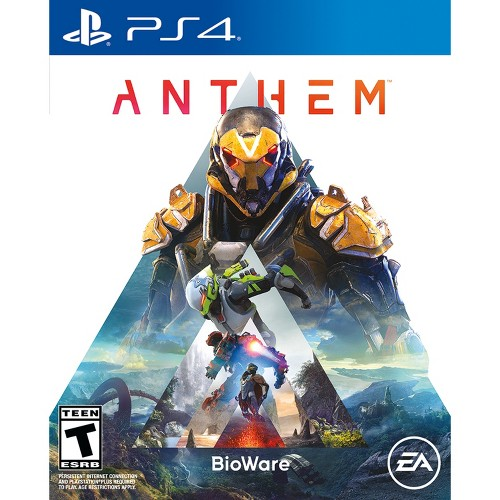 Anthem - PlayStation 4, video games
