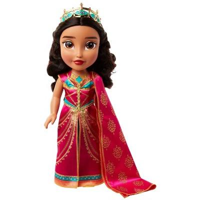 "Aladdin Disney Aladdin Singing Jasmine 15"" Doll"