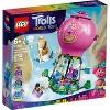 LEGO Trolls World Tour Poppy's Hot Air Balloon Adventure Building Kit 41252 - image 4 of 4
