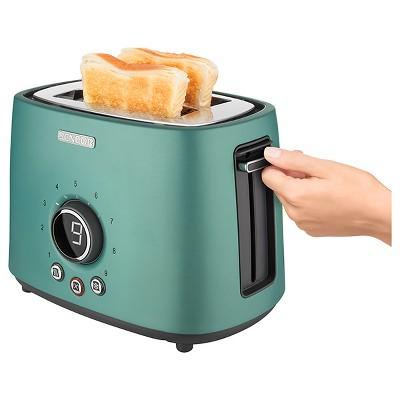 Sencor Metallic 2 Slice Toaster - Green