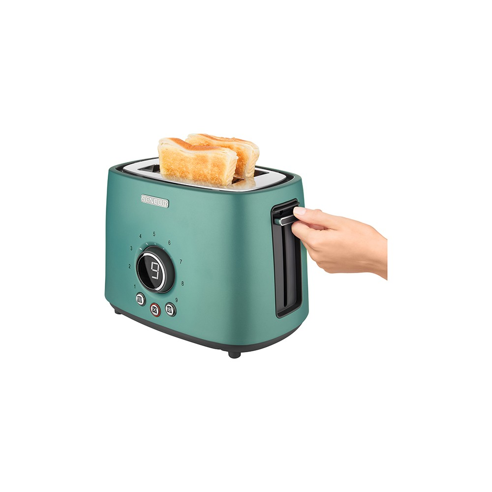 Sencor Metallic 2 Slice Toaster – Green 54279463