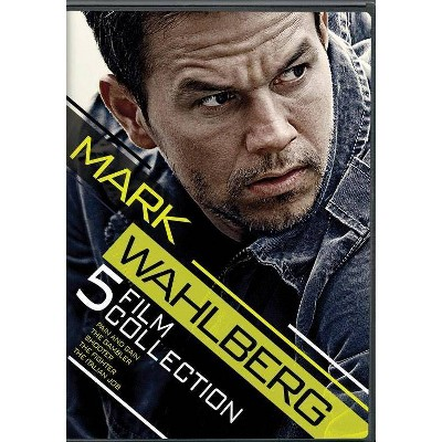 Mark Wahlberg 5-Film Collection (DVD)