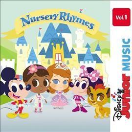 Various Artists - Disney Junior Nursery Rhymes (CD)