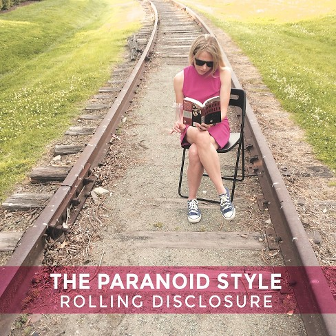 Paranoid Style - Rolling Disclosure (Vinyl) - image 1 of 1