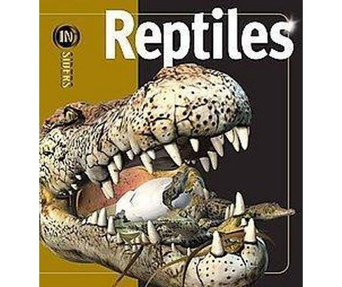Reptiles (Hardcover) (Mark Hutchinson) - image 1 of 1