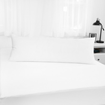 SensorPEDIC CoolMAX 300 Thread Count Cotton-Rich Body Pillow